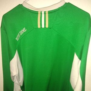 adidas Other - Notre Dame Jersey